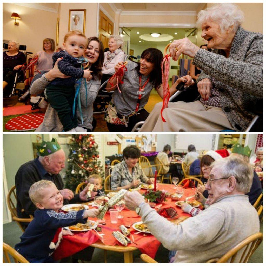سالمندان و کودکان